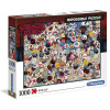 Afbeelding van Stranger Things Badge Impossible Puzzle 1000pc PUZZEL