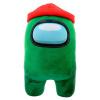 Afbeelding van Among Us - Green Character Pluche 30cm PLUCHE