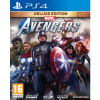 Afbeelding van Marvel's Avengers Deluxe Edition PS4