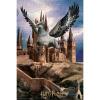 Afbeelding van Harry Potter: Buckbeak and Hogwarts Prime 3D puzzle 300pcs PUZZEL