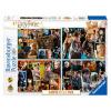 Afbeelding van Harry Potter Puzzle 4 x 100pc PUZZEL