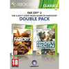 Afbeelding van Far Cry 2 + Ghost Recon Double Pack XBOX 360