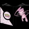 Afbeelding van TCG Pokémon Mew Pro-Binder 9-Pocket POKEMON