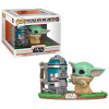 Afbeelding van Pop! Star Wars: The Mandalorian - The Child with Egg Canister FUNKO