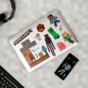 Afbeelding van Minecraft: Gadget Decals MERCHANDISE