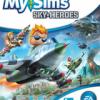 Afbeelding van My Sims Sky Heroes WII