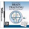 Afbeelding van Dr. Kawashima's Brain Training NDS