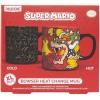 Afbeelding van Super Mario Bowser Heat Change Mug MERCHANDISE