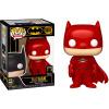 Afbeelding van Pop! Heroes: DC Comics - Batman Metallic Red Exclusive FUNKO