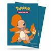 Afbeelding van TCG Sleeves Pokémon Charmander POKEMON
