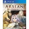 Afbeelding van Arslan The Warriors Of Legend PS4