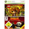 Afbeelding van Lego Indiana Jones + Kung Fu Panda XBOX 360