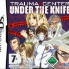 Afbeelding van Trauma Center Under The Knife Spaans/Italiaans Boekje,Engels Game NDS