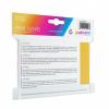 Afbeelding van TCG Prime Sleeves 66 x 91 mm - Yellow (Standard Size/100 Stuks) SLEEVES