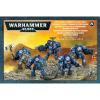 Afbeelding van Space Marine Terminator Assault Squad WARHAMMER 40K