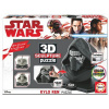 Afbeelding van Star Wars: Kylo Ren Color Edition 3D Puzzle