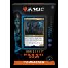 Afbeelding van TCG Magic The Gathering Innistrad Midnight Hunt Commander Deck - Undead Unleashed MAGIC THE GATH