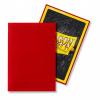 Afbeelding van TCG Sleeves Matte Dragon Shield - Crimson (Japanese Size) SLEEVES