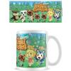 Afbeelding van Animal Crossing Line Up Mug MERCHANDISE