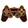 Afbeelding van Game Over Controller Pin Badge MERCHANDISE