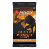 Afbeelding van TCG Magic The Gathering Innistrad Midnight Hunt Set Booster Pack MAGIC THE GATHERING