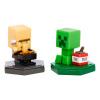 Afbeelding van Minecraft Earth - Mini Boosts Assorted Pack 2 Figures (Villager/Creeper) MERCHANDISE