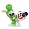 Afbeelding van Mario + Rabbids Kingdom Battle - Rabbid Yoshi 3 Inch Figure MERCHANDISE