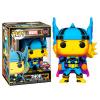 Afbeelding van Pop! Marvel: Black Light Thor Funko