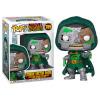 Afbeelding van Pop! Marvel: Zombies - Zombie Dr. Doom FUNKO