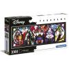 Afbeelding van Disney Villains Panorama Puzzle 1000pc PUZZEL