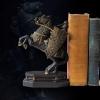 Afbeelding van Harry Potter: Wizard Chess - Black Knight Bookend MERCHANDISE