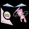 Afbeelding van TCG Pokémon Mew Portfolio 4-Pocket POKEMON