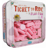 Afbeelding van Ticket To Ride Play Pink Expansion BORDSPELLEN