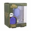Afbeelding van The Legend of Zelda: Blue Rupee Icon Light MERCHANDISE