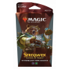 Afbeelding van TCG Magic The Gathering Strixhaven Black Theme Booster - Witherbloom MAGIC THE GATHERING