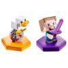 Afbeelding van Minecraft Earth - Mini Boosts Assorted Pack 2 Figures (Steve/Duck) MERCHANDISE