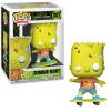 Afbeelding van Pop! Television: The Simpsons - Zombie Bart FUNKO