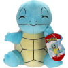 Afbeelding van Pokémon smiling Squirtle Pluche 20cm PLUCHE