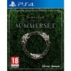 Afbeelding van The Elder Scrolls Online Summerset PS4