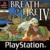 Afbeelding van Breath of fire IV PS1