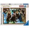 Afbeelding van Harry Potter Tovenaarsleerling Puzzle 1000pc PUZZEL
