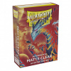 Afbeelding van TCG Sleeves Matte Outer Dragon Shield - Clear (Japanese Size) SLEEVES
