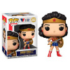 Afbeelding van Pop! Heroes: DC Wonder Woman 80th Anniversary - Wonder Woman Golden Age FUNKO