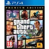 Afbeelding van Grand Theft Auto 5 (Gta V) Premium Edition PS4