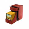 Afbeelding van TCG Deckbox Watchtower 100+ - Red DECKBOX