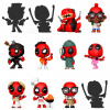 Afbeelding van Funko Mystery Minis: Marvel Deadpool 30th Anniversary FUNKO