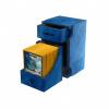 Afbeelding van TCG Deckbox Watchtower 100+ - Blue DECKBOX