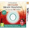 Afbeelding van Dr. Kawashima's Duivelse Brain Training 3DS