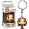 Afbeelding van Pocket Pop! Keychain: Harry Potter - Holiday Hermione FUNKO