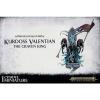 Afbeelding van Kurdoss Valentian The Craven King Warhammer Age of Sigmar